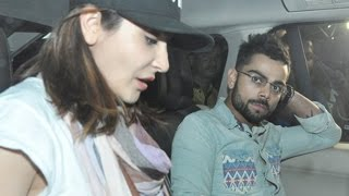 Virat Kohli and Anushka Sharma ATTEND Salman Khans sister Arpita Khans WEDDING