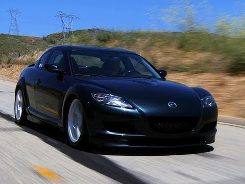 Mazda RX-8 (2+2s Pt.1) - Everyday Driver Music Videos