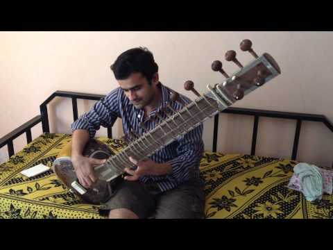 Asava Sundar Chocolate Cha Bangla - Sitar Pratik Potnis video