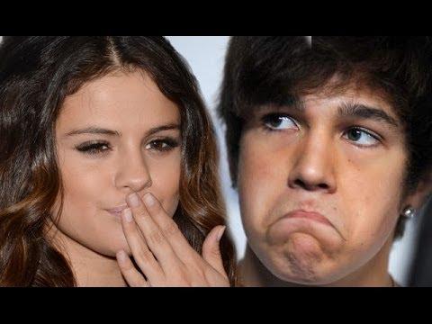 Selena Gomez Makes Austin Mahone Cry