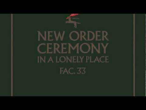 New Order - In a Lonely Place