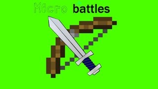 I fight things! | Micro Battles 3