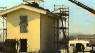 PROVA ISOTEX VIBRODINA (simulazione di terremoto)