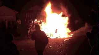 [Riots in London, Ontario] Video