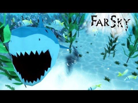 VIDA NO OCEANO! - FarSky