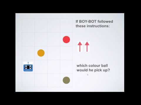 Theme: Control & Sensing – Unit: BG BOT – Video 2