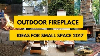 (8.86 MB) 50+ Awesome Outdoor Fireplace Ideas for Small Space 2017 Mp3