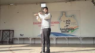 Yeh dosti hum nahi chodenge flute