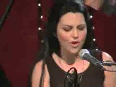 Evanescence - Lithium (Acoustic live @ VH1) Music Videos