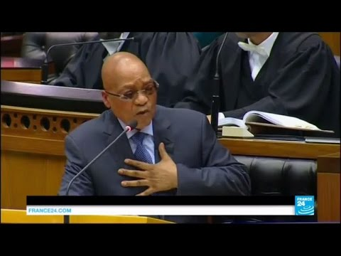 South Africa verdict: Top court rules President Zuma violated constitution