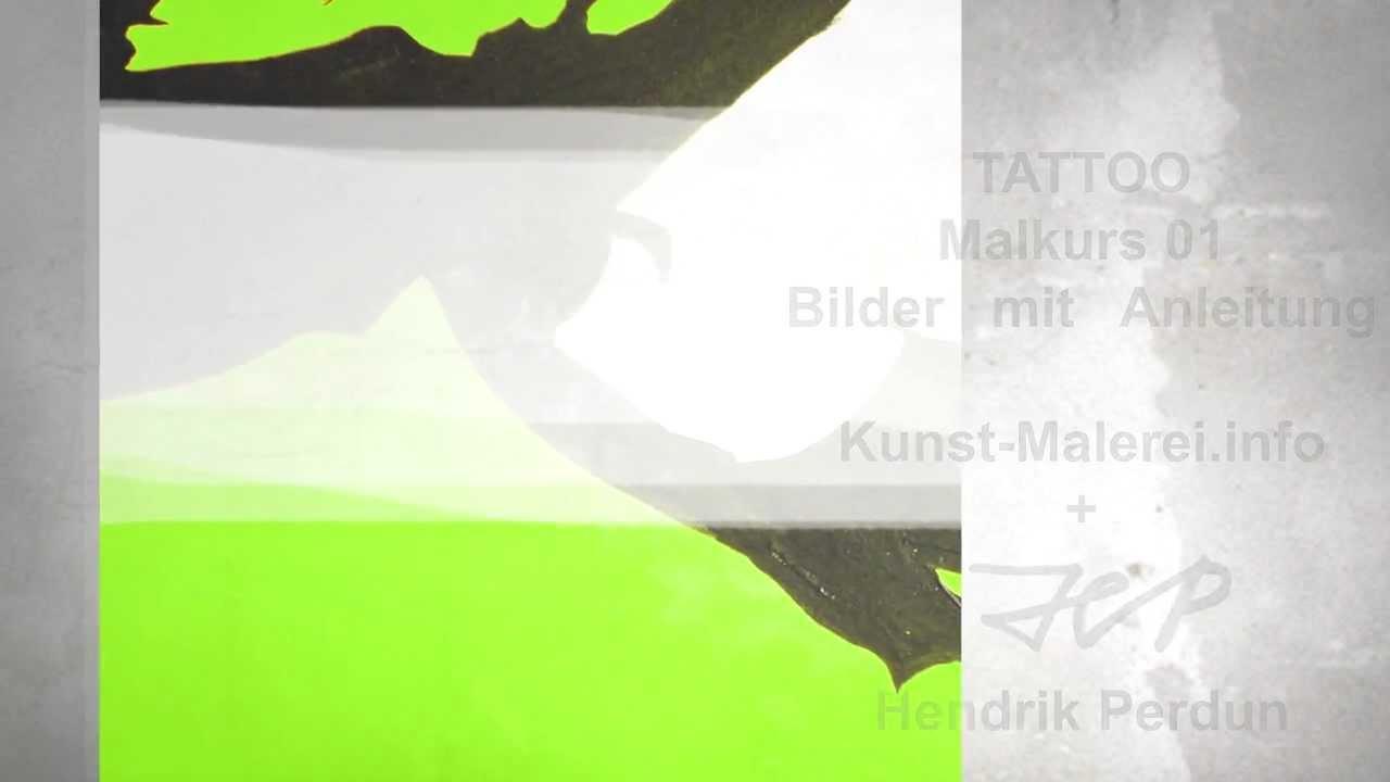 Acrylmalerei Fur Anfanger Vorlagen Kostenlos : Malen Mit Acrylfarben Für Anfänger Pictures to pin on Pinterest