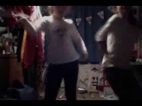 Crazy Frog- Ding Ding Dance!!!!!!! video