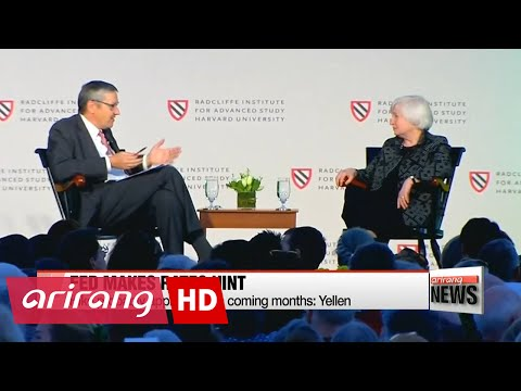 Rate hike probably appropriate in coming months: Yellen