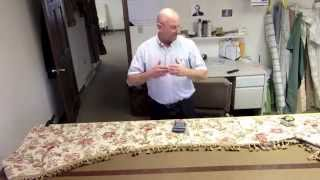 From A Ready Made Valance To Custom In A Flash!
