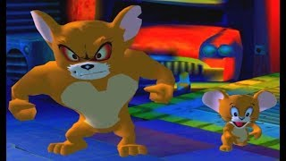 Tom and Jerry Movie Game for Kids - Jerry and Monster Jerry vs Tom Best Funny Cartoon Games HD