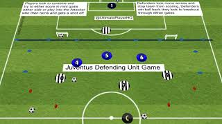 Defending unit game - ANIMATION 2
