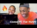 CONOR MAYNARD- Ed Sheeran - Shape Of You (SING OFF vs. The Vamps) **REACTION**