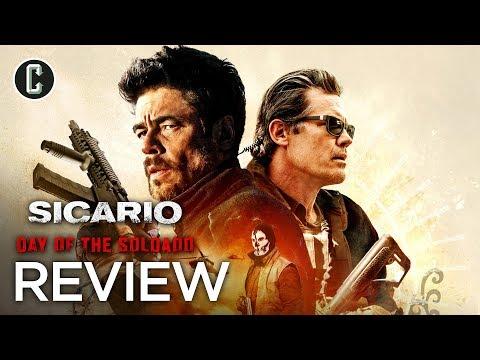 Sicario 2 Movie Review