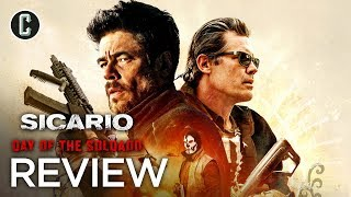 Sicario 2 Movie Review - Stellar Parts but a Mediocre Whole