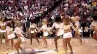 Pacers Cheerleaders
