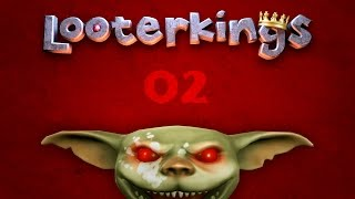 LPT LOOTERKINGS #02 [Early Access] - Eriks Special ist ein Piercing
