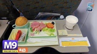 [M9] #43: Chuyến bay xuyên Đông Dương của Vietnam Airlines   Yêu Máy Bay