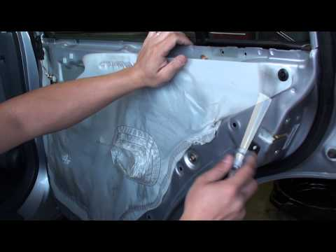 DIY Honda Civic and Acura EL Power Door Lock Actuator Replacement