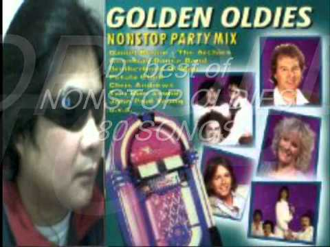 "D` best of NONSTOP OLDIES "" 88 SONGS "" sonny layugan """