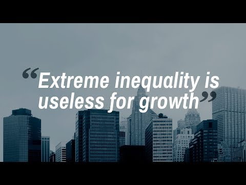 Thomas Piketty: Extreme inequality is useless for growth