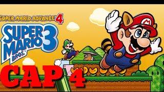 Las pirámides de la muerte || Super Mario Bros 3