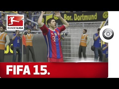 Borussia Dortmund vs. FC Bayern München - FIFA 15 Prediction with EA SPORTS