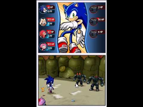 Sonic Chronicles: The Dark Brotherhood - Part 17