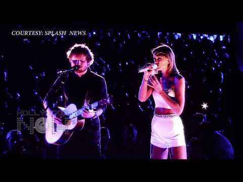 (VIDEO) Taylor Swift Ed Sheeran Duet Performance | Tenerife Sea | Rock In Rio Concert