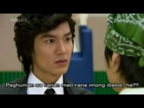Boys Over Flowers - Bisaya Version Part 2 video