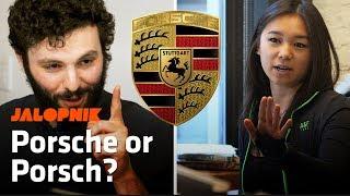 The Correct Pronunciation of Porsche | Carguments