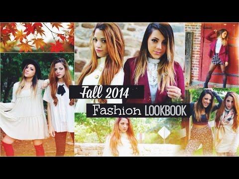 Official 2014 Fall Fashion LookBook | Niki and Gabi