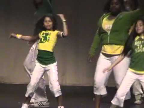 8 year old Zendaya Coleman dance performance part 2