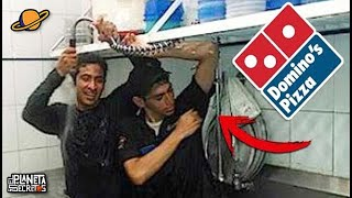 ►Los Secretos De Domino´s  Pizza | Cucaracha En Pizzeria ?