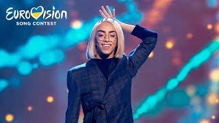 Bilal Hassani - Roi - Eurovision 2019 | National Selection Ukraine