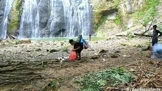 Waterfall Seurule, Penaron, Aceh Timur.