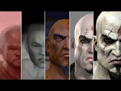Historia completa de Kratos Ascension. Chains of Olympus. 1. Ghost of Sparta. 2 y 3