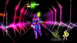 Just Dance-4 (Xbox 360)   (Skrillex rock n roll) (Will take you to the mountain)   5 Stars (HD)