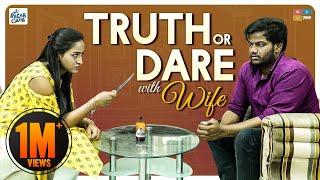 Truth or Dare With Wife || Racha Gang || Tamada Media