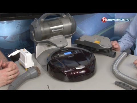 Ecovacs Deebot D76 robotstofzuiger review - Hardware.Info TV (Dutch)