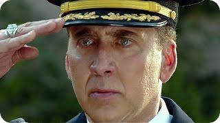 USS INDIANAPOLIS: MEN OF COURAGE Trailer (2016) Nicolas Cage War Movie