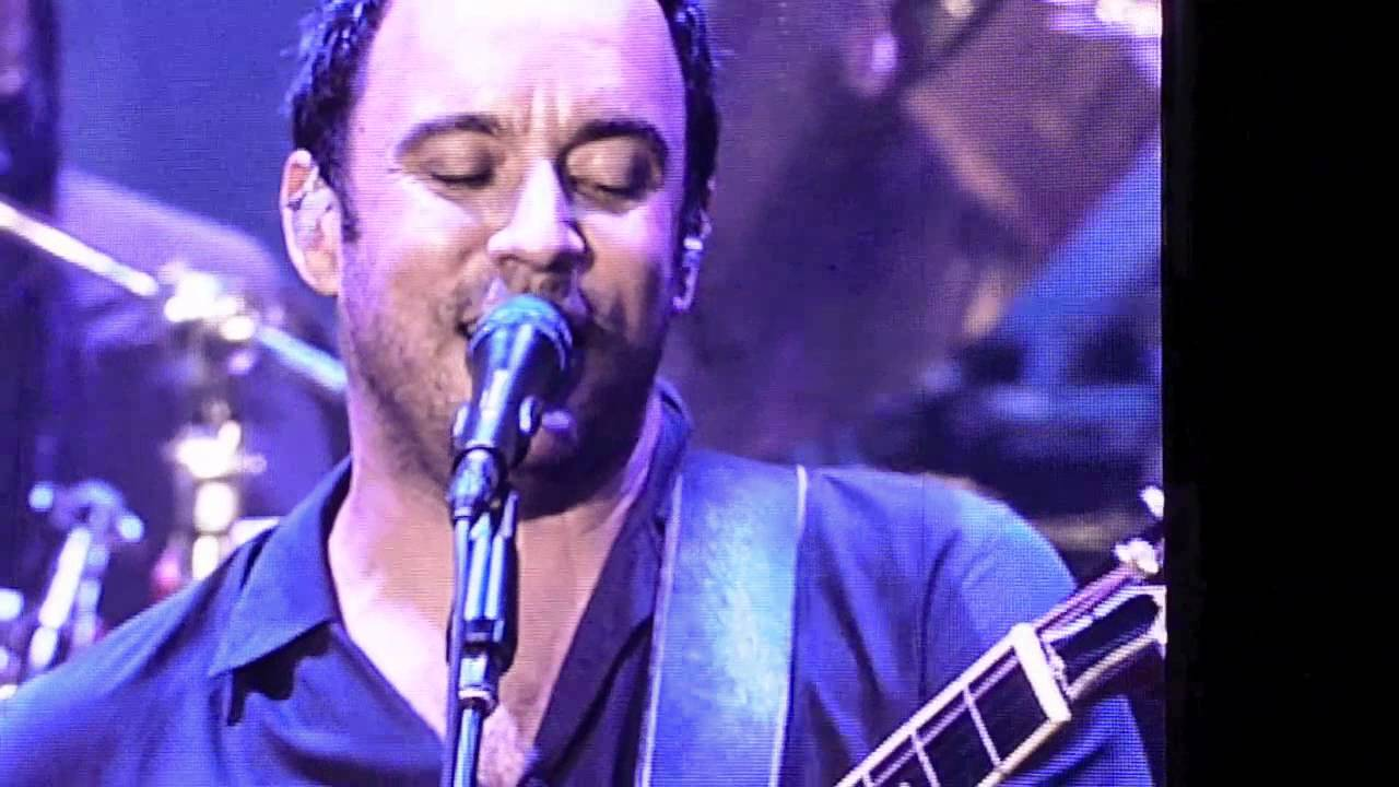 Write a Song-Dave Matthews Band - YouTube