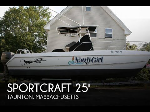 2001 Sport Craft 256 Boat for Sale 18671
