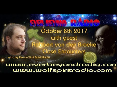 2017-10-08 Ever Beyond: Robbert van den Broeke - Close Encounters