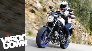 Suzuki SV650 Review Motorcycle Road Test