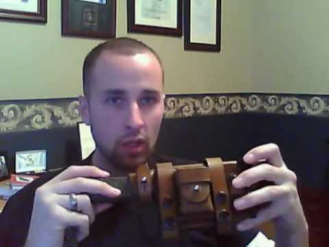 Hedgehog Leatherworks Tom Brown Tracker T1 Sheath Review, Equip 2 Endure